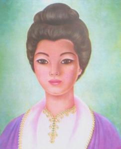 Kuan Yin by Ruth Hawkins
