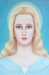 Mother Mary by Ruth Hawkins